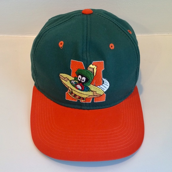 6bbaf89f79e Looney Tunes Other - Marvin the Martian - Snap Back Cap - One Size